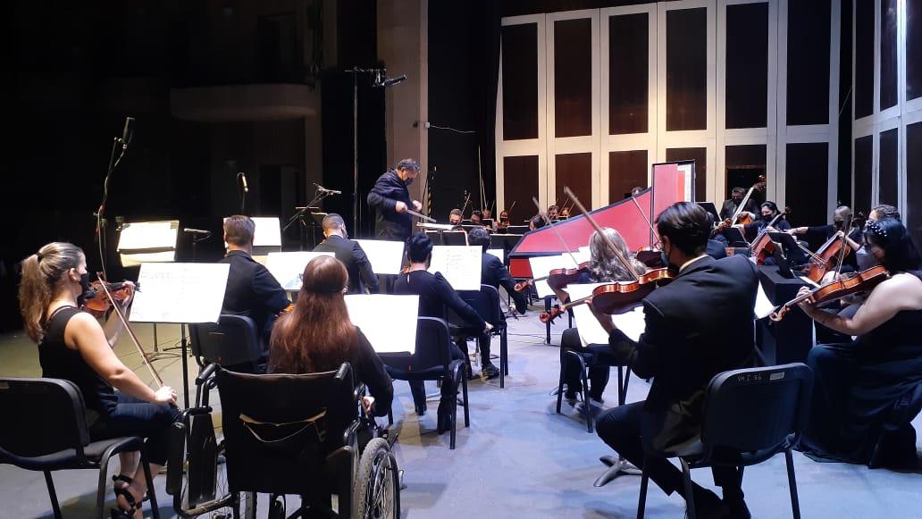 Debut del pianista Elías Manzo con la OSSLP