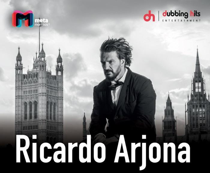 """Ricardo Arjona estrenó el viernes pasado su álbum """"Negro"""""""