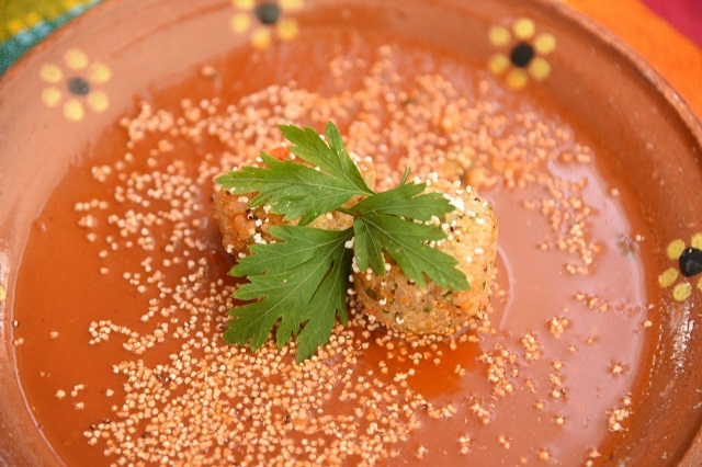 """Con muestra gastronómica, celebran Ayuntamiento de Tlaxcala y DIF Municipal """"Día Mundial de la Alimentación"""""""