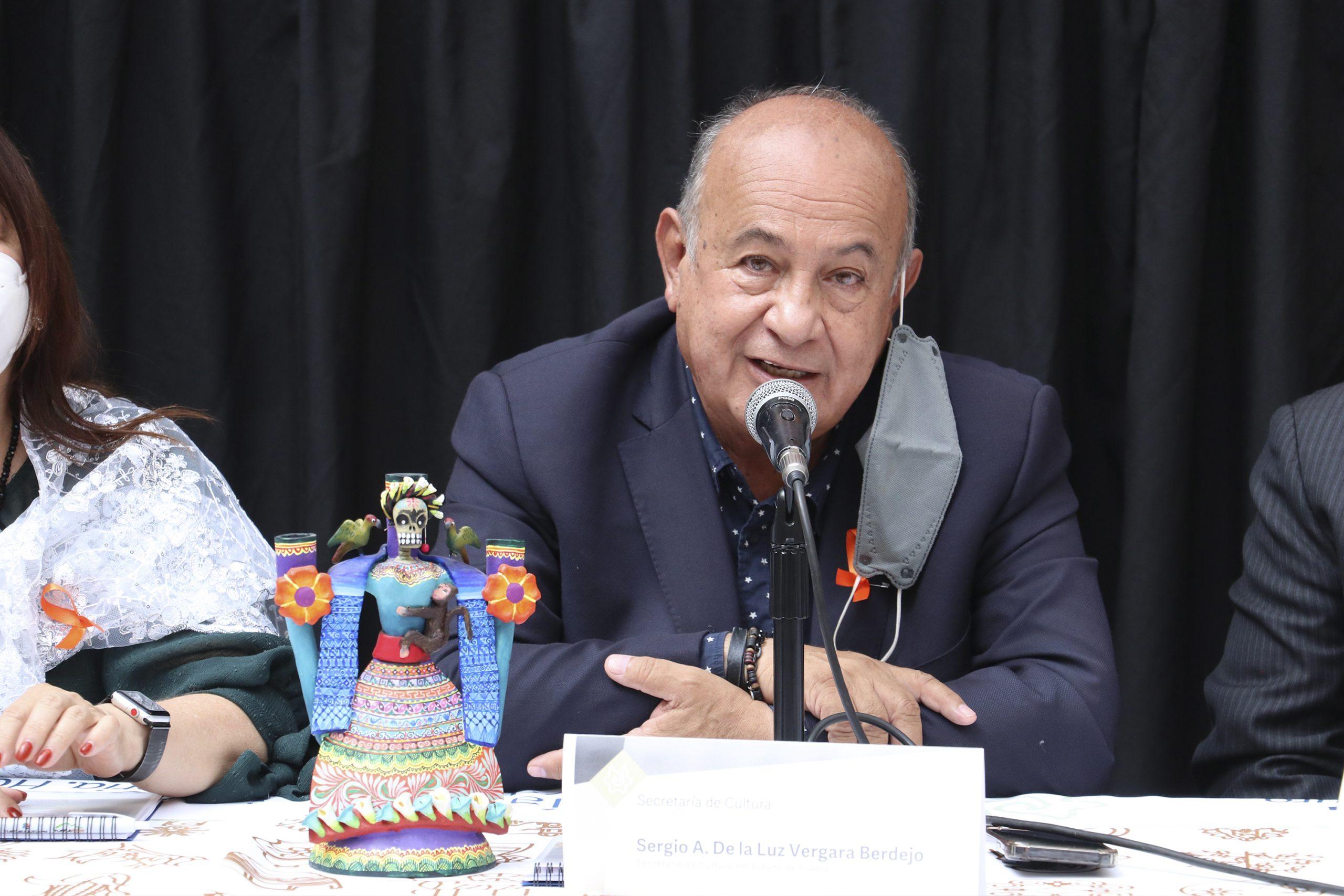 Presenta Cultura Feria de los Muertos 2021 de Zacatlán