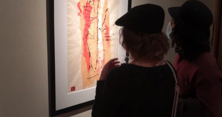 Huellas en el desierto en el Museo Federico Silva